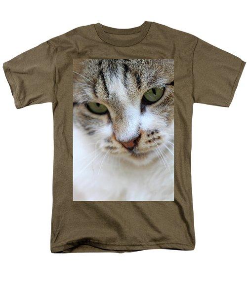 Men's T-Shirt  (Regular Fit) featuring the photograph Shyness by Munir Alawi