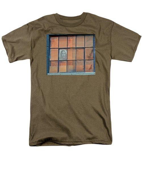Silently Calling Men's T-Shirt  (Regular Fit) by Joe Jake Pratt
