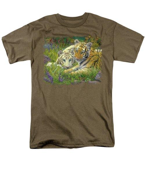 Sisters Men's T-Shirt  (Regular Fit) by Lucie Bilodeau