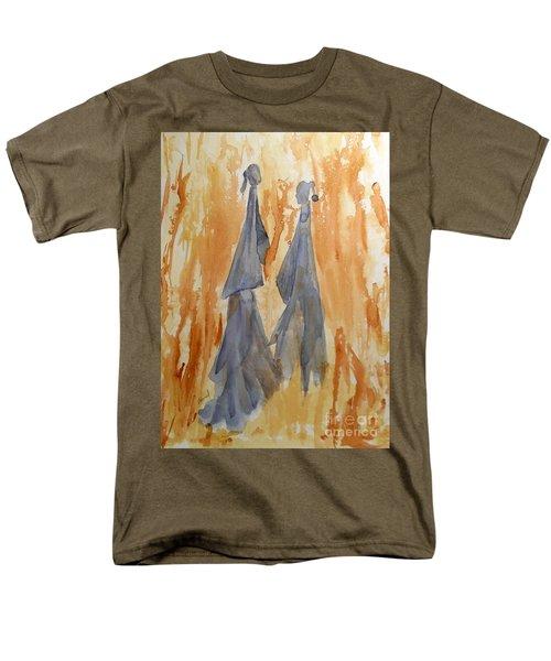 Sisters Men's T-Shirt  (Regular Fit) by Vicki  Housel