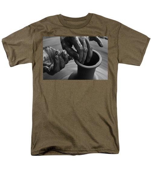 Skc 3471 Finer Touches Men's T-Shirt  (Regular Fit) by Sunil Kapadia