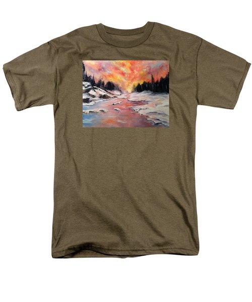 Skies Of Mercy Men's T-Shirt  (Regular Fit)