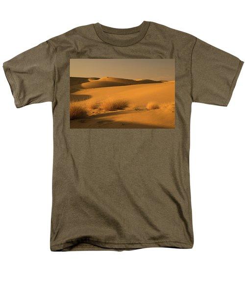 Skn 1124 The Desert Landscape Men's T-Shirt  (Regular Fit) by Sunil Kapadia