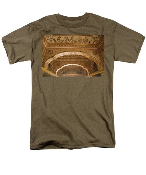 Skn 1248 The Miniature Art Men's T-Shirt  (Regular Fit) by Sunil Kapadia