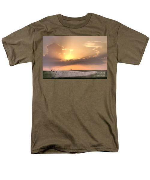 Sky And Water Men's T-Shirt  (Regular Fit) by Art Whitton