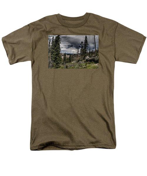 Men's T-Shirt  (Regular Fit) featuring the photograph Sky-high by Deborah Klubertanz