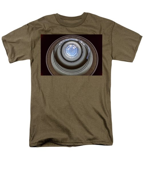 Sky Portal Men's T-Shirt  (Regular Fit) by Randy Scherkenbach