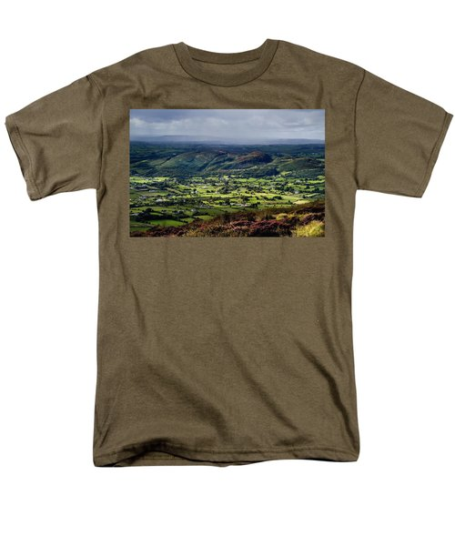 Slieve Gullion, Co. Armagh, Ireland Men's T-Shirt  (Regular Fit) by The Irish Image Collection