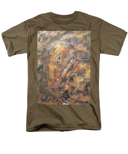 Slither Men's T-Shirt  (Regular Fit) by Maria Watt