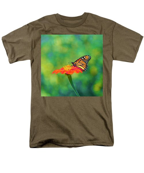 Men's T-Shirt  (Regular Fit) featuring the photograph Small Wonders by Byron Varvarigos