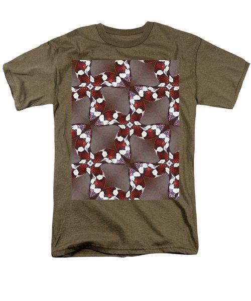 Snake I Men's T-Shirt  (Regular Fit) by Maria Watt