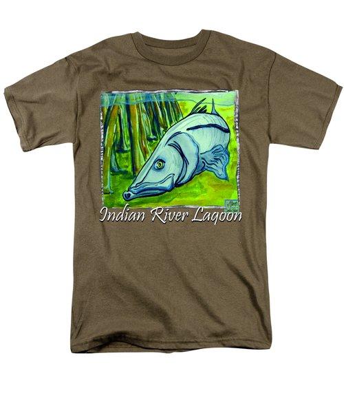Snook Fish Men's T-Shirt  (Regular Fit) by W Gilroy