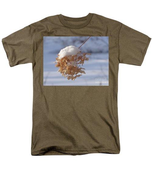 Snow-capped II Men's T-Shirt  (Regular Fit) by Christina Verdgeline