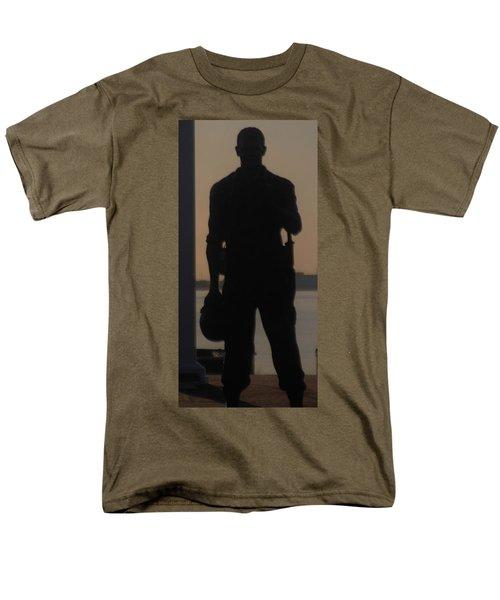 Men's T-Shirt  (Regular Fit) featuring the photograph So Help Me God by John Glass