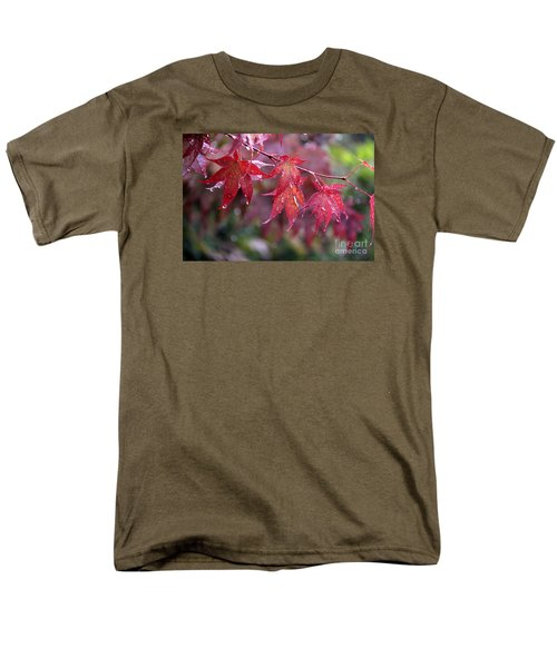 Men's T-Shirt  (Regular Fit) featuring the photograph Soaked by Yumi Johnson