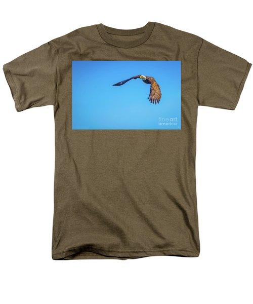 Soaring Eagle Men's T-Shirt  (Regular Fit) by John Roberts