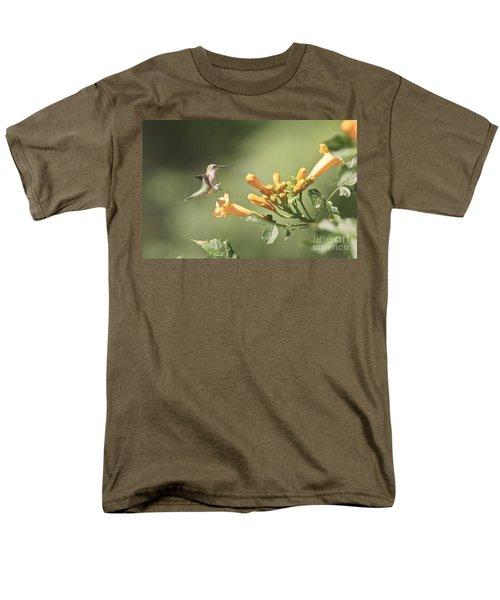 Soft Landing Men's T-Shirt  (Regular Fit) by Robert Pearson