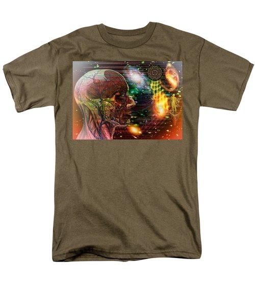 Solar Insight Of Men's T-Shirt  (Regular Fit) by Joseph Mosley
