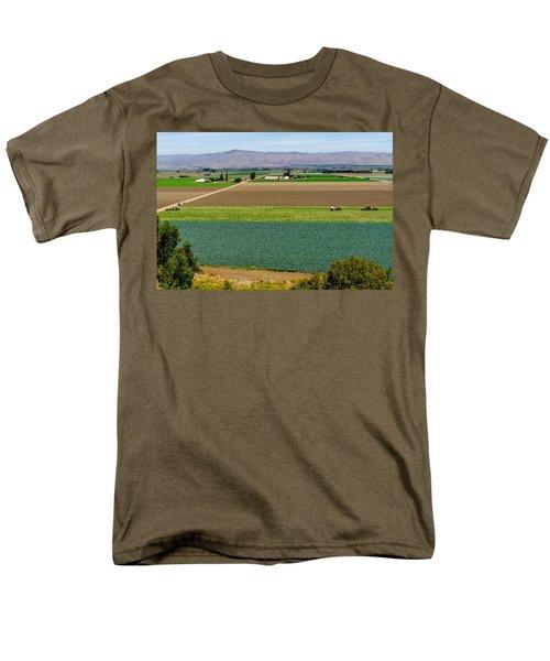 Soledad Men's T-Shirt  (Regular Fit) by Derek Dean