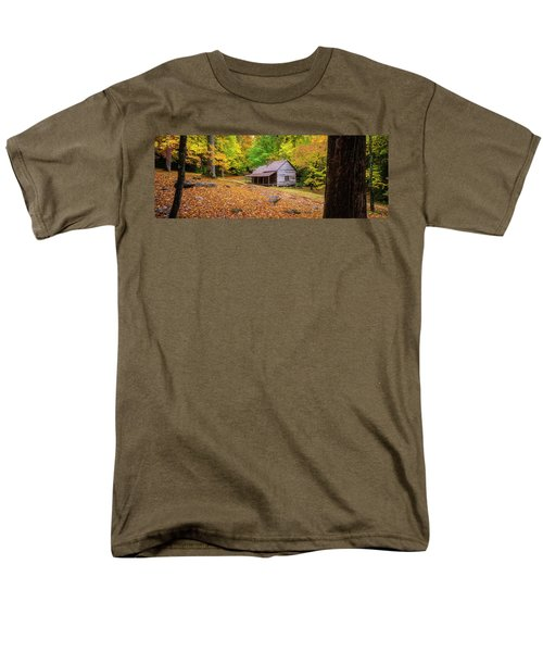 Solitude  Men's T-Shirt  (Regular Fit) by Bjorn Burton