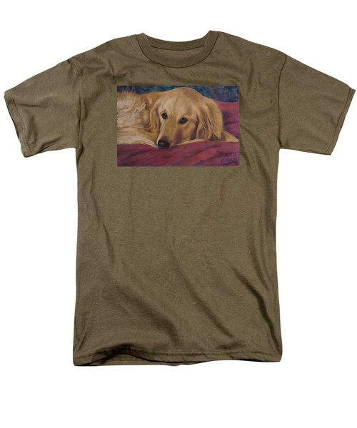 Soulfull Eyes Men's T-Shirt  (Regular Fit) by Billie Colson