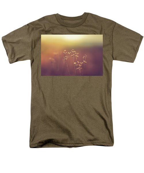 Men's T-Shirt  (Regular Fit) featuring the photograph Souls Of Glass by Shane Holsclaw