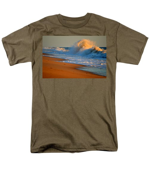 Sound Of The Surf Men's T-Shirt  (Regular Fit) by Dianne Cowen