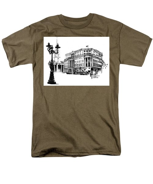 South Africa House Men's T-Shirt  (Regular Fit) by Tim Johnson