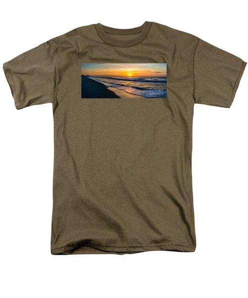 South Carolina Sunrise Men's T-Shirt  (Regular Fit) by David Smith