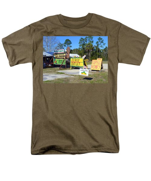 Southern Delights Men's T-Shirt  (Regular Fit) by Carla Parris
