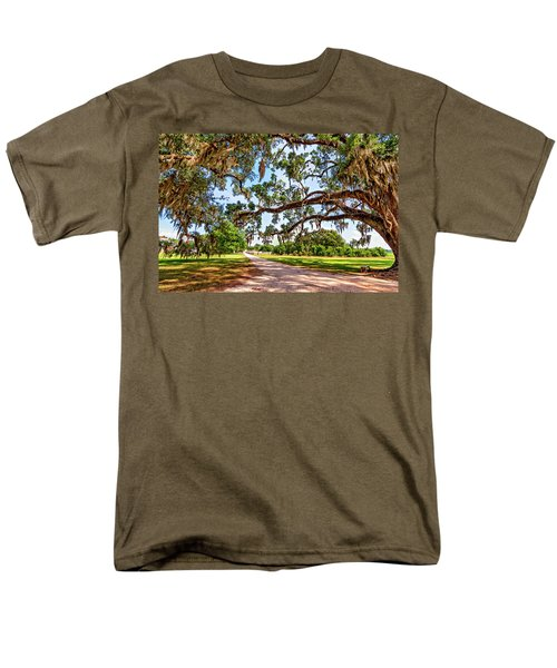 Southern Serenity Men's T-Shirt  (Regular Fit) by Steve Harrington