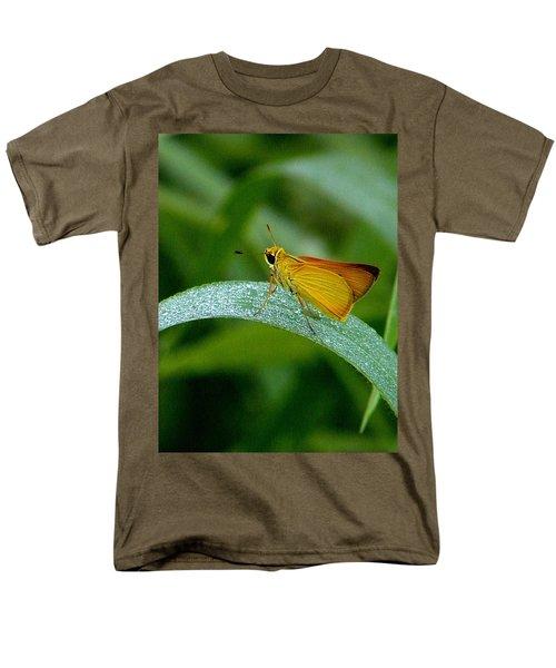 Southern Skipperling Butterfly  000 Men's T-Shirt  (Regular Fit) by Chris Mercer