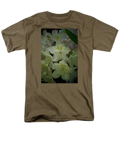 Men's T-Shirt  (Regular Fit) featuring the photograph Speckled In Gold by Ramona Whiteaker
