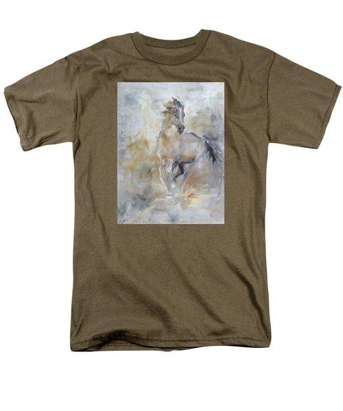 Spirit Horse Men's T-Shirt  (Regular Fit)