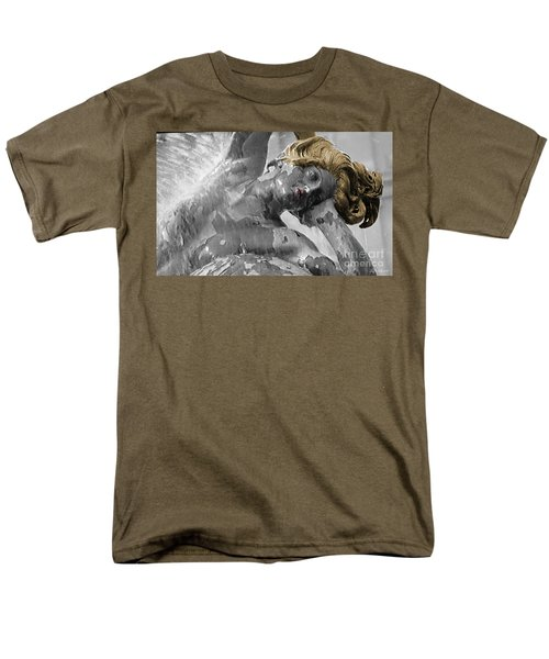 Men's T-Shirt  (Regular Fit) featuring the photograph Spirit Of Water by Lyric Lucas