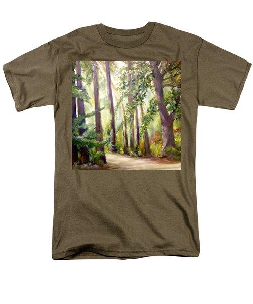 Spirt Of The Green Trees Men's T-Shirt  (Regular Fit)