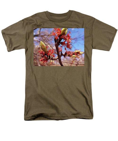 Spring Bloom #1 Men's T-Shirt  (Regular Fit) by Jason Williamson