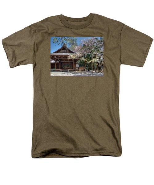 Spring In Edo Men's T-Shirt  (Regular Fit) by Alan Toepfer
