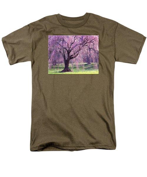 Spring Sensation Men's T-Shirt  (Regular Fit) by Mikki Cucuzzo