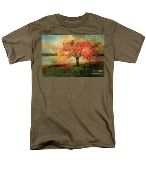 Sprinkled With Spring Men's T-Shirt  (Regular Fit) by Lois Bryan