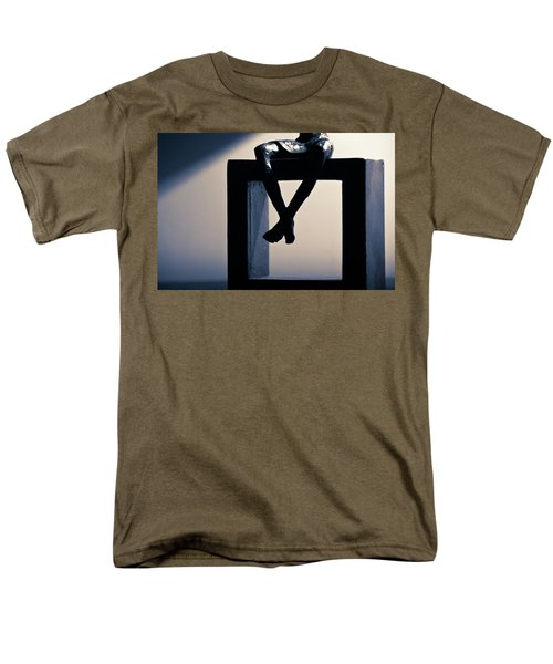 Square Foot Men's T-Shirt  (Regular Fit) by David Sutton