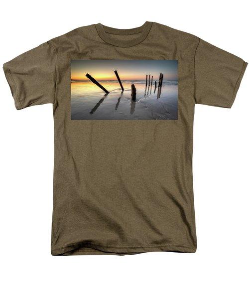 St Clair Sunset Men's T-Shirt  (Regular Fit) by Brad Grove