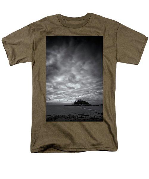 St Michael's Mount Men's T-Shirt  (Regular Fit) by Dominique Dubied