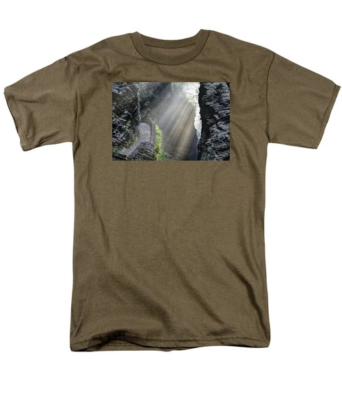 Stairway Into The Light Men's T-Shirt  (Regular Fit) by Gene Walls