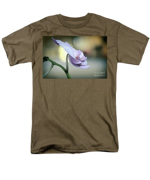 Standing Alone In Silence Men's T-Shirt  (Regular Fit) by Diana Mary Sharpton