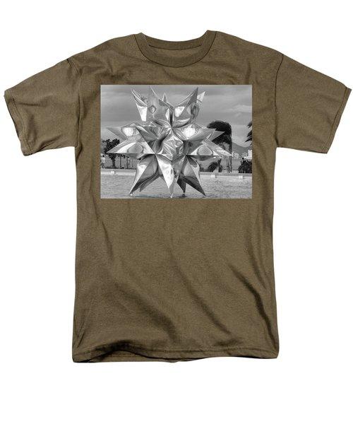 Star Men's T-Shirt  (Regular Fit) by Beto Machado