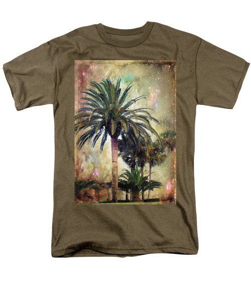 Starry Evening In St. Augustine Men's T-Shirt  (Regular Fit) by Jan Amiss Photography