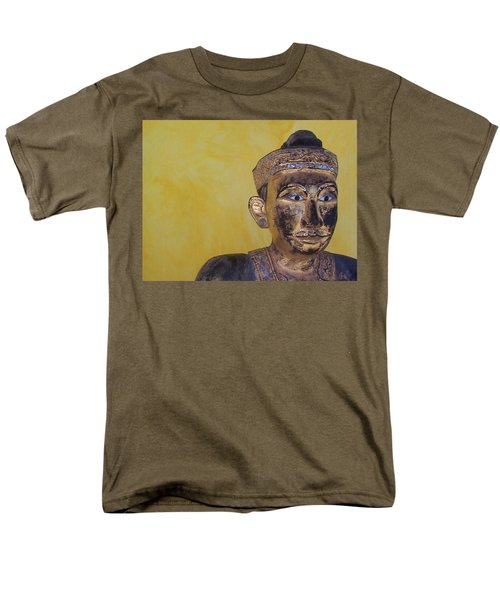 Men's T-Shirt  (Regular Fit) featuring the photograph Statue by Mary-Lee Sanders