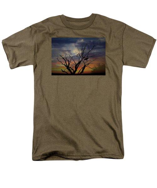 Still On My Mind Men's T-Shirt  (Regular Fit) by Ellery Russell