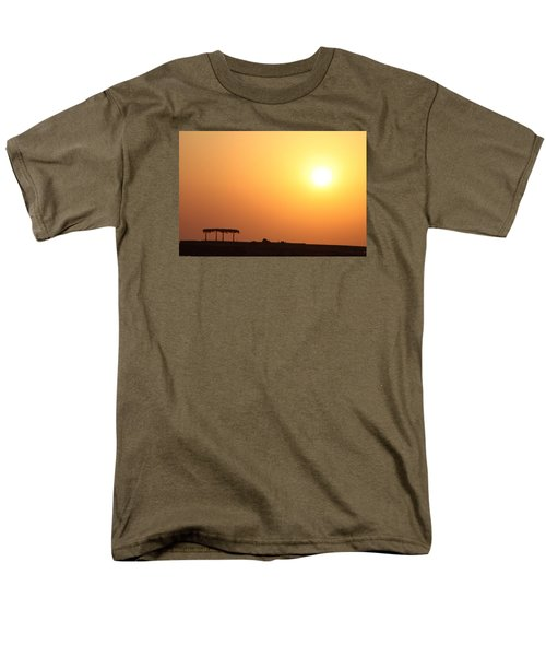 Still Out Of The Shade Men's T-Shirt  (Regular Fit) by Jez C Self